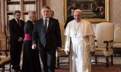 Komšić papa Franjo