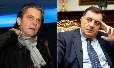 Slobodan Vasković i Milorad Dodk