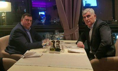 Milorad Dodik Dragan Čović
