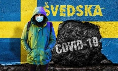 Švedska koronavirus