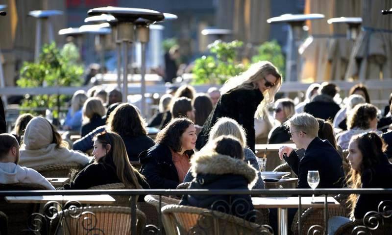 Švedska kafići