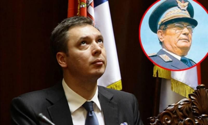 Vučić Tito