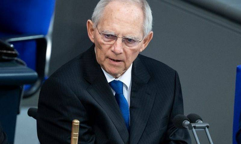 Wolfgan Schäuble