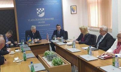 Dragan Čović u Orašju