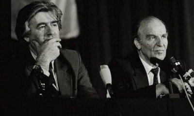 Karadžić i Izetbegović