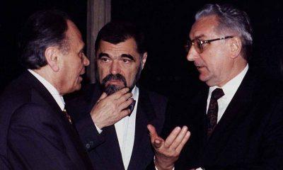 Manolić, Mesić i Tuđman