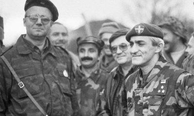 Šešelj i kapetan Dragan