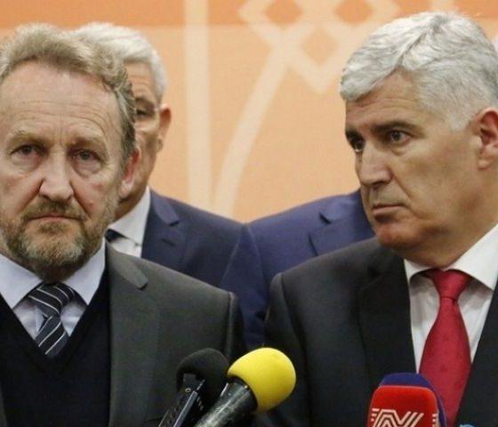 Bakir Izetbegović i Dragan Čović