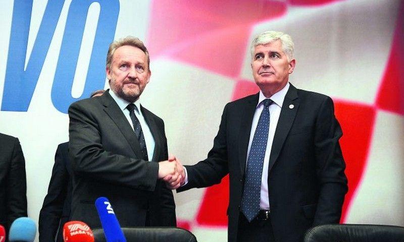 Izetbegović i Čović
