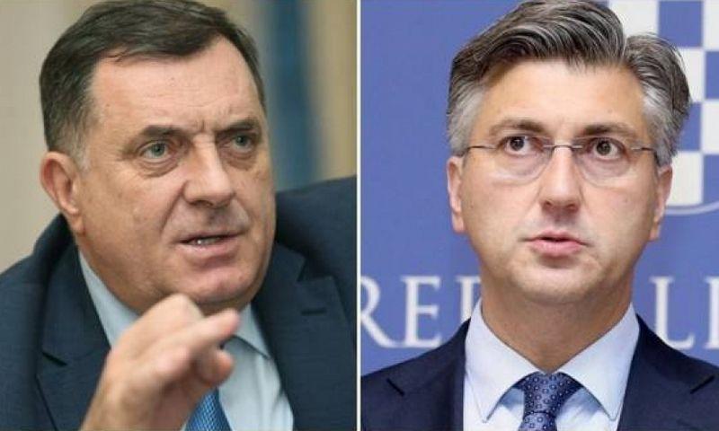 Plenković Dodik