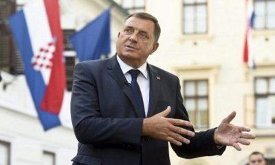 Dodik u Zagrebu