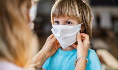 maltretiranje djece s maskama