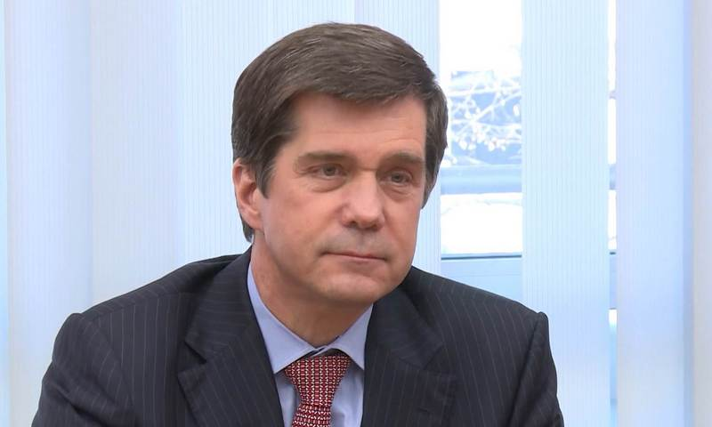 Američki veleposlanik u BiH