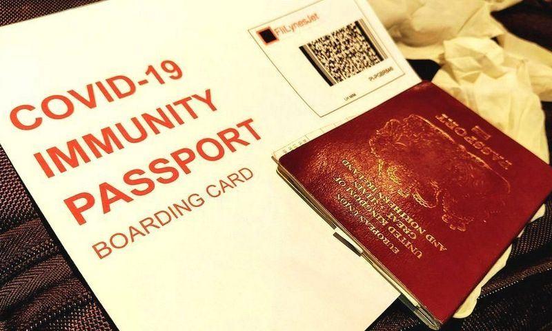 Covid-19 putovnica