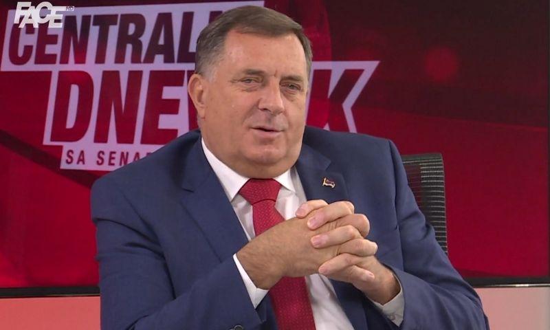 Dodik na Face TV