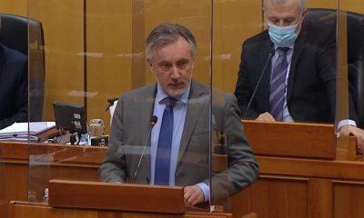 Miroslav Škoro u Saboru