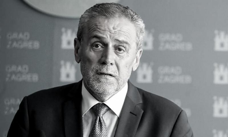 Preminuo Milan Bandić