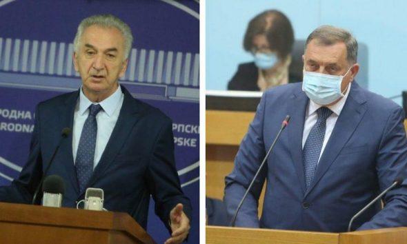 Šarović protiv Dodika