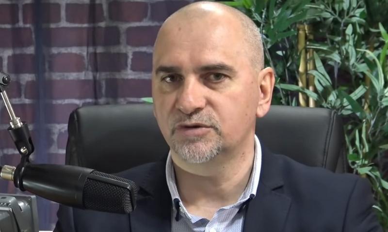 Željko Cvrtila u podcastu Velebit
