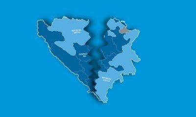 rascijepana Bosna