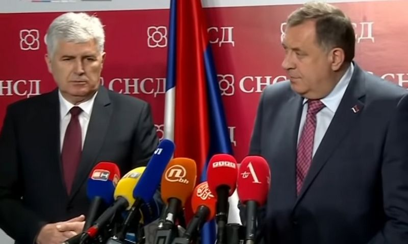 Čović i Dodik